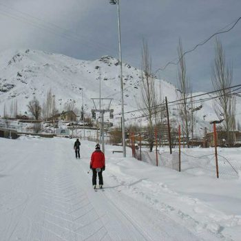 مینی تله اسکی دربندسر